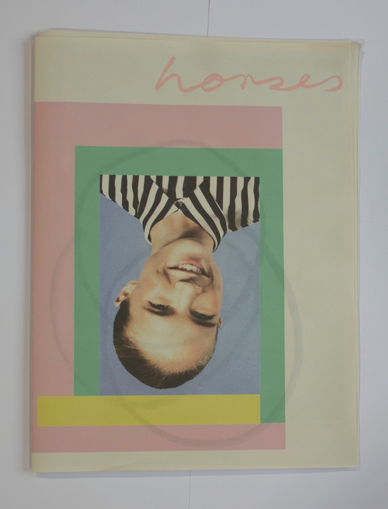 Sarah Wright, Horses, 2012
