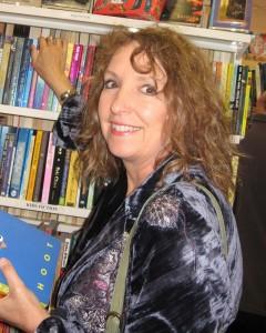 Magi Gibson, GWL Reader in Residence