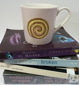 Tea and book chat, the perfect combination