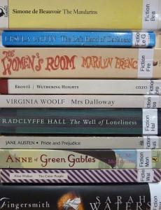 Illuminated Letters: Literary Heroines