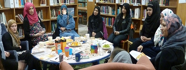 Reading Group for Muslim Women (web)