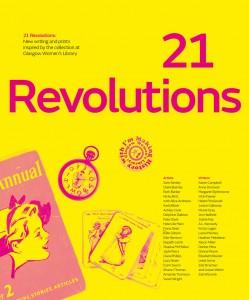 21 Revolutions Cover