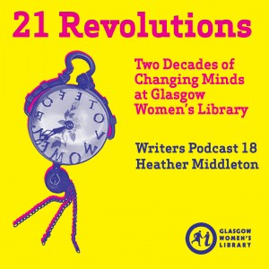 21 Revolutions: Heather Middleton