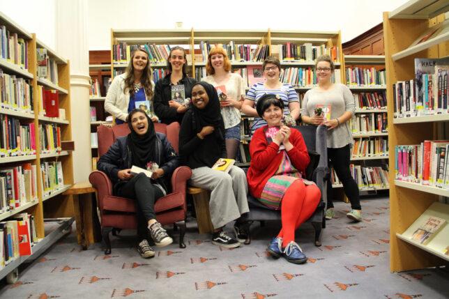 The Young Critics at GWL