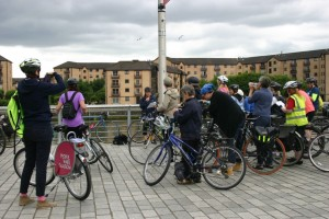 Anderston Bike Ride Stop