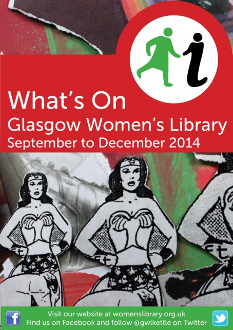 GWL Sept to December 2014 Programme Cover