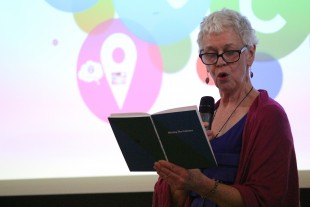Yvonne Dalziel reads 'Just Give Me The Girls'