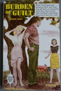 Cover of Burden of Guilt