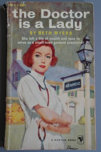 Cover of The Doctor Is A Lady