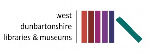 West dunbartonshire Libraries and Museums Logo