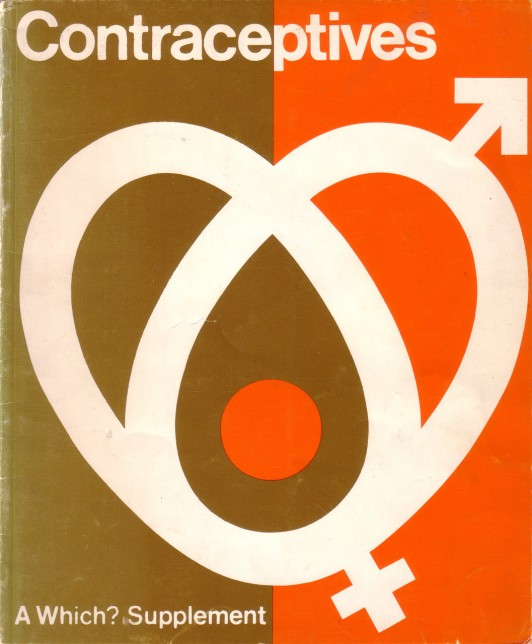 Which? Contraceptives pamphlet cover