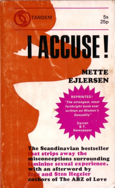 I Accuse! book cover