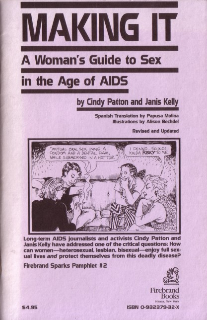 Making It: A Women's Guide to Sex in the Age of AIDS (zine)