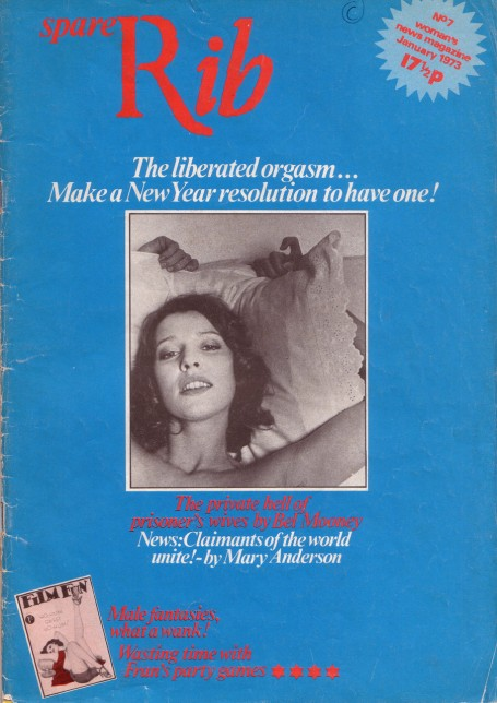 Spare Rib Magazine No. 7, January 1973