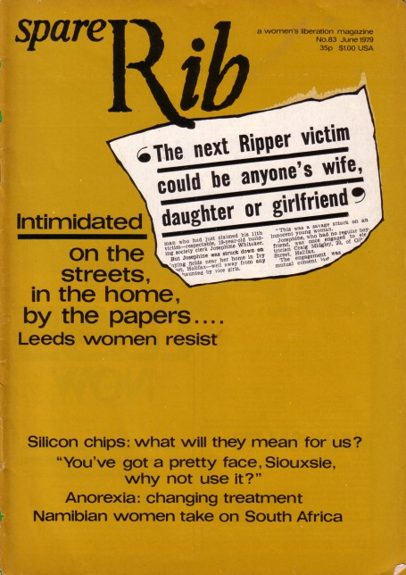 Spare Rib Magazine No. 83, June 1979