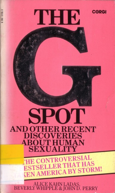The G Spot book cover