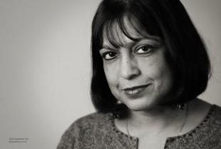 Bashabi Fraser (photo by Kim Ayres)