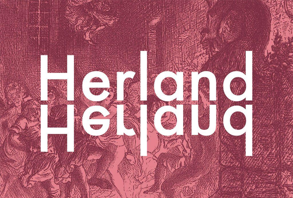 Herland Burns Night/Woolf Supper logo