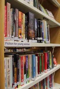 Selection of fiction for young women