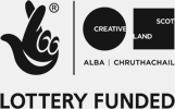 Creative Scotland Lottery Funded
