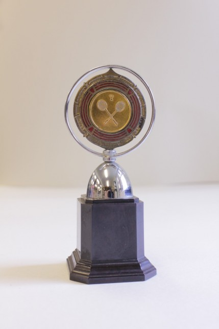 Badminton trophy, 1963