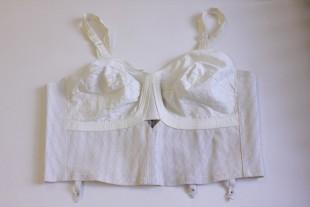Cotton bra