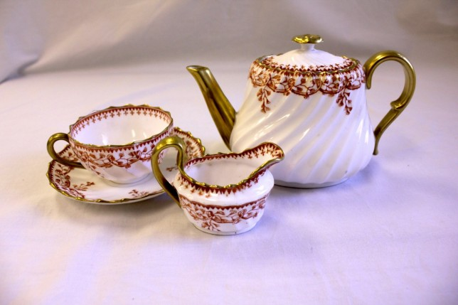 Part of Covelands tea set, 1950s