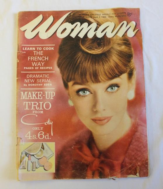 Woman magazine, April 3rd 1965