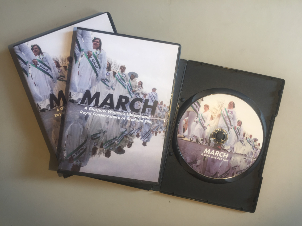 March DVD