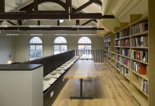 Glasgow Women's Library Mezzanine, Landressy Street