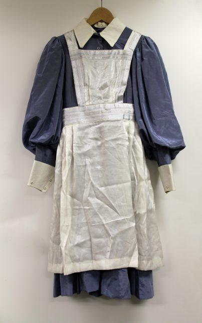 Olympic Opening nurse costume