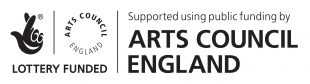 Arts Council England Lottery Logo