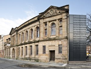 Glasgow Women's Library at 23 Landressy Street, Bridgeton