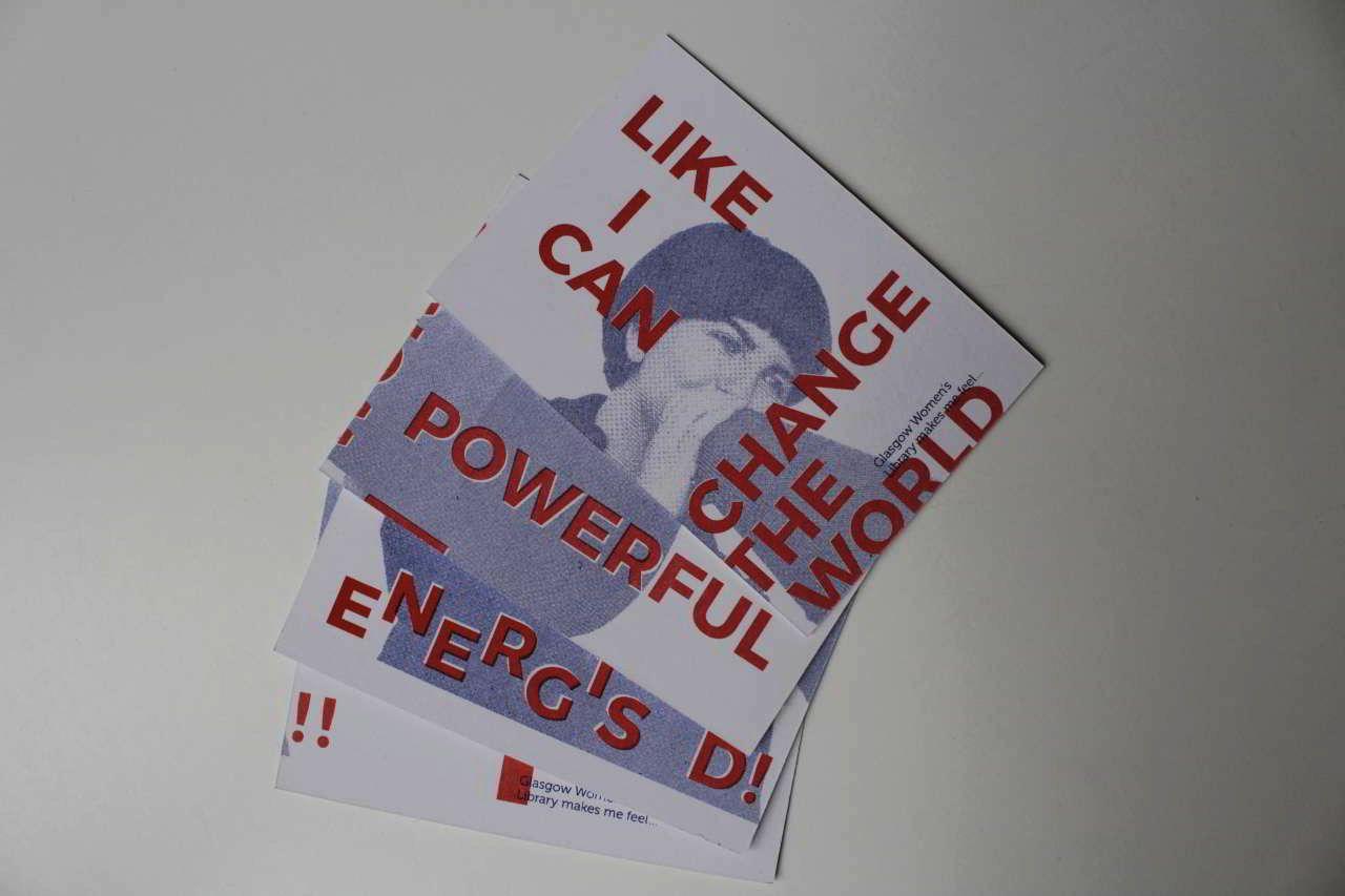#GWLHearsMe postcards