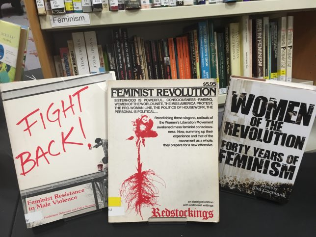 Feminist Revolutions by Redstockings