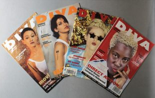 Diva Magazine covers, 1990s
