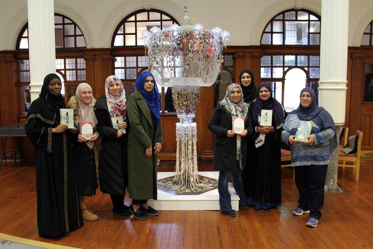 Reading Group for Muslim Women Credit: GWL