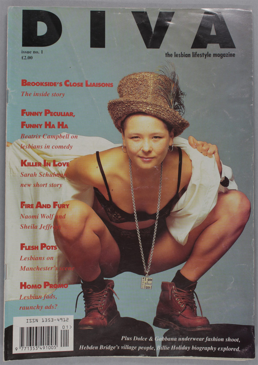 DIVA Magazine, Issue One, March 1994