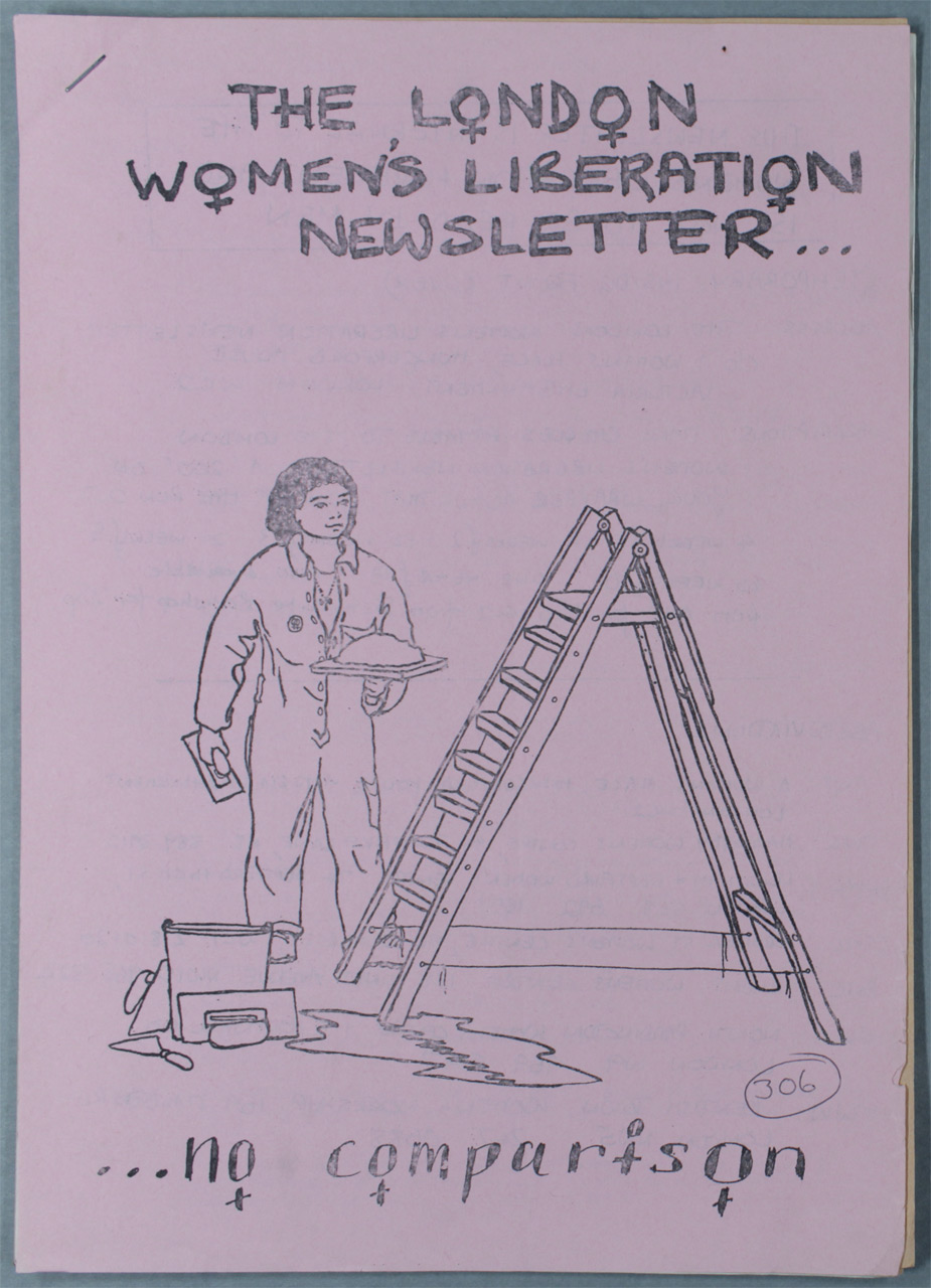 London Women's Liberation Newsletter, Issue 306, March 1983