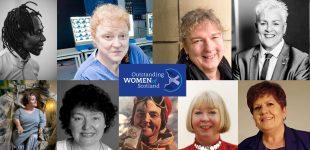 Outstanding Women of Scotland 2017 Winners