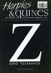 Harpies & Quines Cover