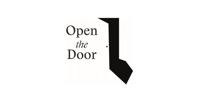 Open the Door wide image