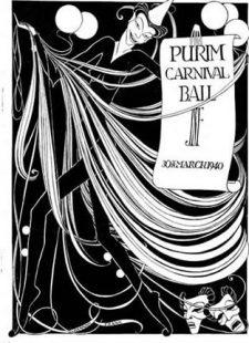 Purim Carnival, 1933