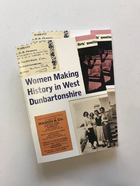 Women Making History in West Dunbartonshire