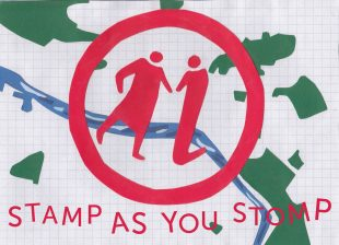 Stamp As You Stomp