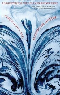 Sleeping on Jupiter Book Cover