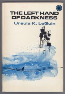 Cover of Left Hand of Darkness by Ursula LeGuin