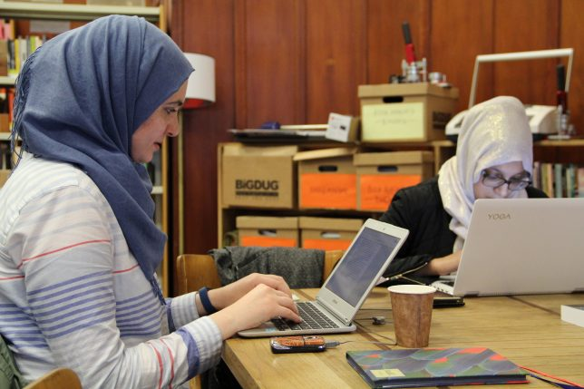 Creative Writing Workshops for Muslim Women Credit: GWL