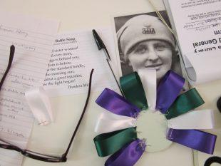 Suffragette research Credit: GWL