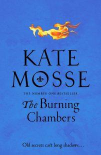 The Burning Chambers book cover